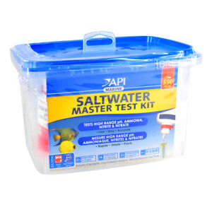 RA Saltwater Master Test Kit