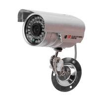 1200TVL CCTV Camera de surveillance Accueil securite etanche Jour Nuit 36IR B9P2