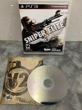 Sniper Elite V2 for PlayStation 3 PS3  *