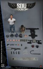 Soldier Story 1/12th Scale SSM-003 HK SDU Canine Handle Male Action Figures Toys