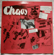 NOCTURNAL EMISSIONS (THROBBING GRISTLE rel.)**CHAOS LIVE '83**FRANCE LP**N/MINT