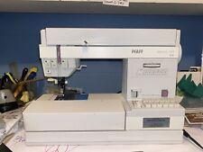 Pfaff Tiptronic 1171 Sewing Machine W/ Travel Case & Foot Pedal