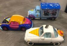 Tomica Takara Tomy Disney Diecast Frozen Cars Anna Olaf Let It Go Truck Bundle