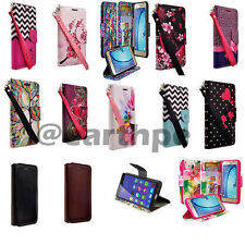 HTC Desire 530 550 630 Wallet Case Cover Magnetic Leather Flip Slim with Stand