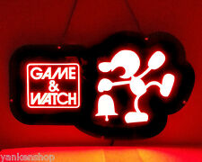 "LD191 Game & Watch Games classic Display LED Light Acrylic Sign 11.25""X6.75"" new"