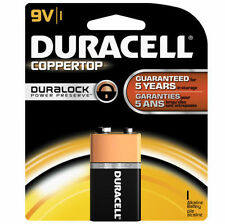 Duracell Batteries & Chargers