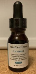 SkinCeuticals CE C E Ferulic Serum Combination Antioxidant Treatment 0.5oz NEW