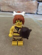 Lego Mini Figure Cave Woman
