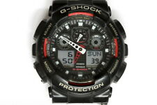 Casio G-Shock GA-100 mens chronograph watch for Hobby/Watchmaker