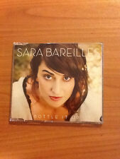 CDs SARA BAREILLES BOTTLE IT UP EPIC  88697362402 EU PS 2008 UNA TRACCIA