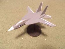 Built 1/144: American GRUMMAN F-14A TOMCAT Fighter Aircraft US Navy