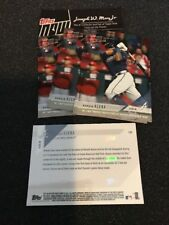 2018 TOPPS NOW #125 RONALD ACUNA - Rookie Atlanta Braves SOLD OUT!