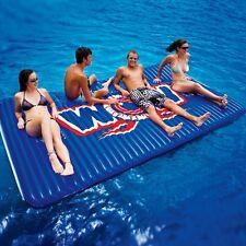 Water walkway 6x10 inflatable water mat lounge water-ski fun toy by WOW