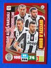 CARD CALCIATORI ADRENALYN 2016/17 - N.421 - JUVENTUS - MURO D'ACCIAIO