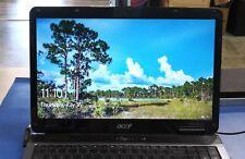 Acer Aspire 5732 Z Pentium Dual Core T4400 @ 2.20 GHz 3GB RAM 320GB SATA NO O/S