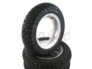 Piaggio Ape 50 M&S Reifen Komplettsatz IRC SNOW 100/90-10 M+S Reifen