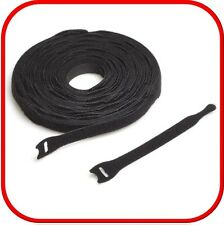 VELCRO® Brand ONE-WRAP® Thin Ties Cable Straps. Pack of 10 x 200mm x 12mm