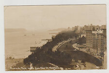 THADDEUS WILKERSON REAL PHOTO PC, RIVERSIDE PARK APARTMENTS FROM 93RD ST. NYC