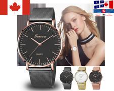 Montre femme Mode Geneva Qualité / Watches for women Fashion Geneva Quality
