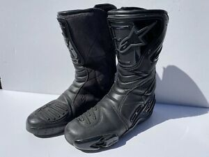 ALPINE STARS MOTORCYCLE BOOTS SMX4 SIZE 42