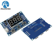 2CH Independent PWM Generator Duty Cycle Pulse Frequency Module LED Digital Tube