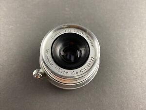 Leica Leitz Summaron 3.5cm 35mm 1:3.5