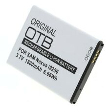 Batería de Cubierta para Samsung Galaxy Nexus gt-i9250 (sustituido eb-l1f2hvu)