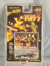 Johnny Lightning KISS ACE FREHLEY Die-Cast Car w/Bonus #17 Photo Card New NIP