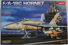 Academy 1:32 F/A-18C HORNET, No.: 2191, neuwertig