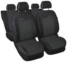 VGL1 Dacia Duster II Maßgefertigte Atmungsakttive Velours Sitzbezüge