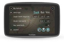 TomTom Go Professional 6250 Bundel Truck Bus Van GPS