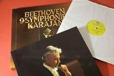 DG 2740172-10 Beethoven 9 Symphonies BPO 8 LP STEREO
