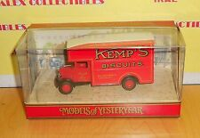 "Matchbox MOY Y31-1.A2 1931 MORRIS COURIER ""KEMP'S BISCUITS"""