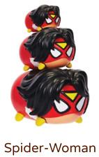 Disney Marvel TSUM TSUM - Spider-Woman 3 pack mini figures