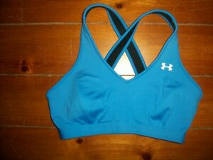 Under Armour Project Rock Sportlette MD Neo Turquoise