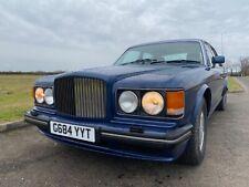 1990 Bentley Turbo R 6.8 V8 Turbocharged auto