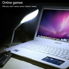 360° Flexible LED Portable USB Light Lamp Laptop Notebook Computer Night Lamp