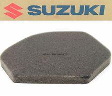 New Genuine Suzuki Air Filter Foam Cleaner Element DS80 JR80 (See Notes) #Y189