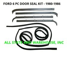 Exterior Mouldings Trims For 1986 Ford F 250 For Sale Ebay