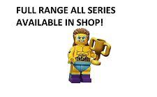 Lego minifigures wrestling champion/ultimate warrior series 15 unopened sealed
