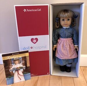 NEW in Box - American Girl KIRSTEN Doll & Book, RETIRED