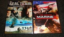 SEAL TEAM & THE MARINE 2--2 action movies-WWE SUPERSTAR TED DiBIASE, Muay Thai