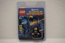 LEGO SDCC COMIC CON 2013 EXCLUSIVE BLACK SUIT SUPERMAN NEW SUPER MAN DC