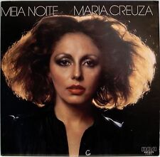 MARIA CREUZA / ANTONIO ADOLFO / MEIA NOITE / BRAZIL / MPB / SAMBA / RVC JAPAN