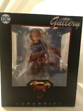 DC Gallery CW Supergirl PVC Figure Statue NEW! Free Shipping!