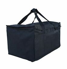 Insulated Grocery Food Delivery Bag Heavy Duty Nylon XL Commercial Quality