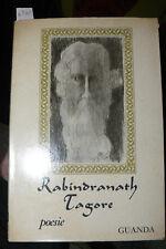 TAGORE Rabindranath Le ali della morte Le ultime liriche  guanda