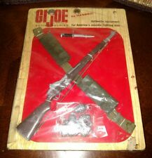 VINTAGE GI JOE ACTION SOLDIER AUTHENTIC FIGHTING EQUIPMENT HASBRO