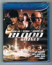 BLOOD MONEY - ZHENG LIU, PITBULL & GORDON LIU - 2012 - BLU-RAY - NEUF NEW NEU