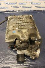 15-17 Dodge Challenger Charger Mopar Srt Hellcat Supercharger Burn Needs Rebuild